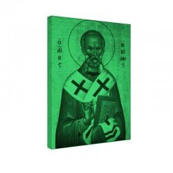 Tablou fosforescent Sfantul Gheorghe