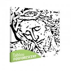 Tablou fosforescent Iisus