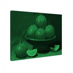 Tablou fosforescent Portocale