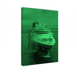 Tablou fosforescent Croaziera pe mare