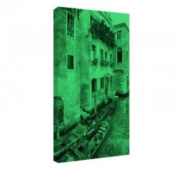 Tablou fosforescent Case venetiene