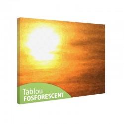 Tablou fosforescent Apus de soare vara