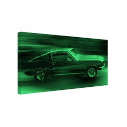 Tablou fosforescent Ford Mustang