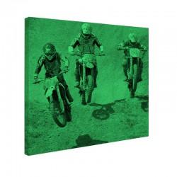 Tablou fosforescent Motociclism