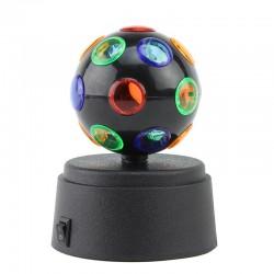Glob Disco, rotativ, LED, Globo