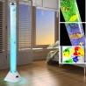 Lampa Mendoza Fish, 12 LED-uri RGB, Globo