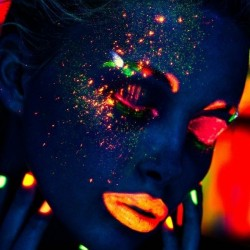 Creion makeup UV neon, stick bodypainting , PaintGlow
