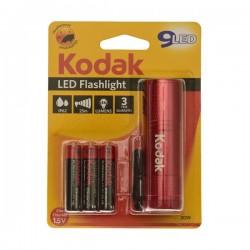 Lanterna cu raza de actiune 25 m, IP62, metalica Kodak