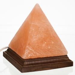 Lampa de sare - piramida