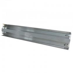 Lampa bactericida 2x15W economica cu reflector, cu 2 tuburi, Biocomp