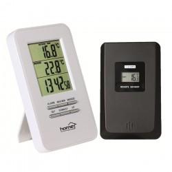 Termometru afisare temperatura exterior interior