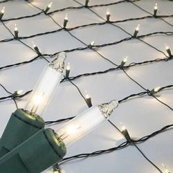 Perdea de lumini pentru exterior, 6x4 m, 400 LED-uri, alb, Home