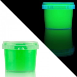 Vopsea luminescenta verde