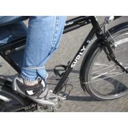 Bratara pentru picior bicicleta