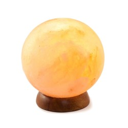 Lampa de sare - glob de sare marimi variate