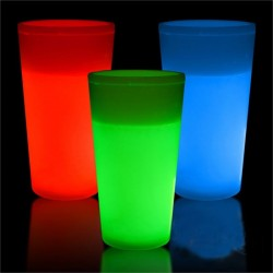 Pahar luminos glow party, 350 ml