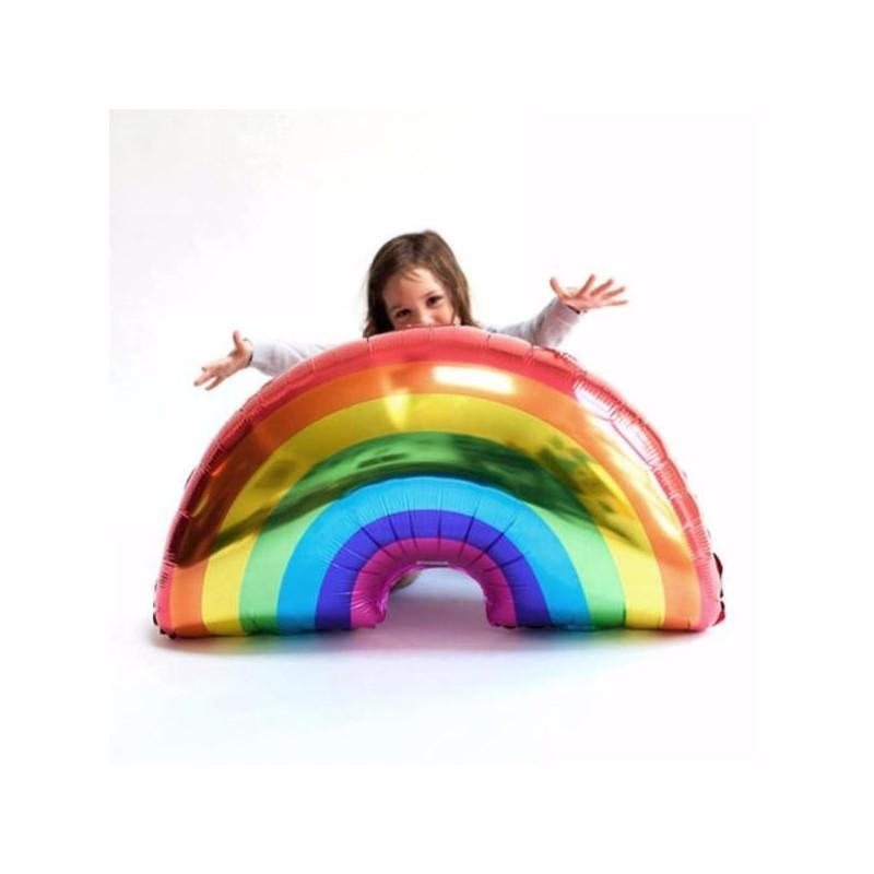 PRC Balon folie Rainbow 7af6d59641c04