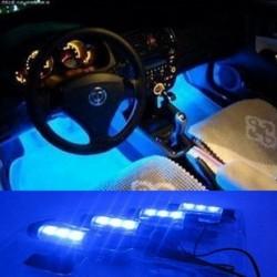 Lumini ambientale auto pentru interior
