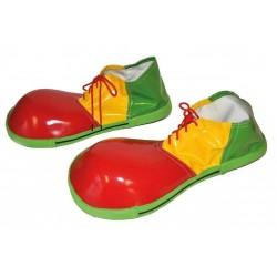 Papuci clovn, supradimensionati, 35x18x11 cm, talpa rezistenta