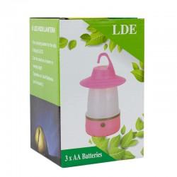 Felinar camping cu 6 LED-uri, pentru copii