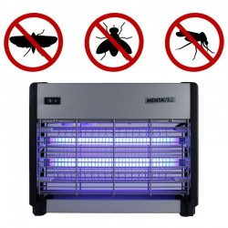 Aparat electric anti-insecte 2x6W, tub UV-A, intrerupator, IP20 de interior