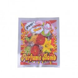 Bomba parfumata pentru farsa, 1 fiola cu lichid, miros floral