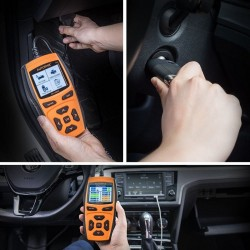 Interfata diagnoza auto OBD II compatibila Ford, 7710