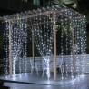 Ghirlanda decorativa, 400 LED-uri, 10 m, lumina statica, interior/exteriror