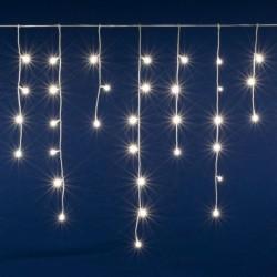 Perdea luminoasa decorativa, 200 LED, lungime 5 m, lumina statica, Home