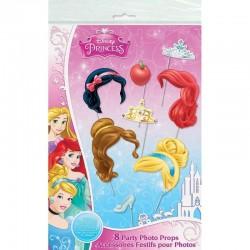 PhotoProps Princess, accesorii pentru copii, set 8 bucati