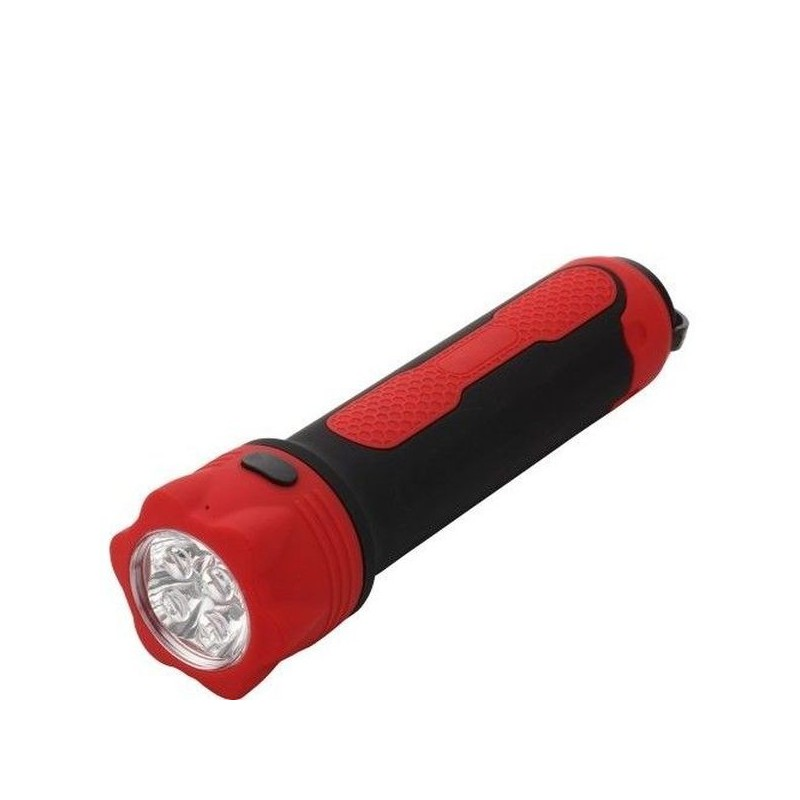 Lampa de lucru tip lanterna, 30+4 LED-uri, 63X213 mm, Kuper