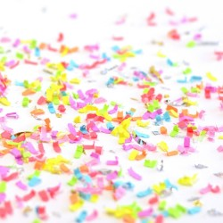 Confetti Party, tub 30 cm, multicolor