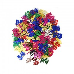 Confetti It's a boy It's a girl, multicolore, punga 20 g
