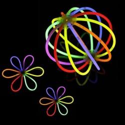 Minge luminoasa, accesorii betisoare, jucarie glow