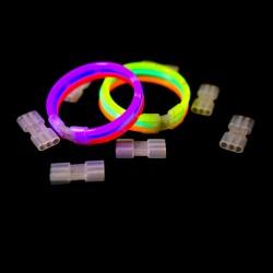Conector bratara tripla, material ABS rezistent