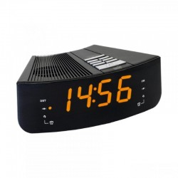 Ceas digital LED, functie radio, de birou, Home