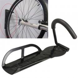 Suport metalic bicicleta, maxim 25 kg, fixare perete, accesorii incluse