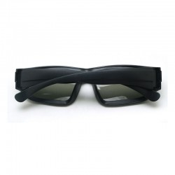 Ochelari 3D pasivi polarizati pentru TV, lentila 0.2 mm, plastic