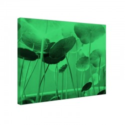 Tablou fosforescent Sub Soare, canvas profesional 20x30 cm