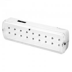 Lampa EXIT 18 LED-uri 0.1W, permanenta, IP20