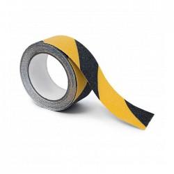 Banda adeziva antiderapanta, 100 microni, 25 mm, interior exterior