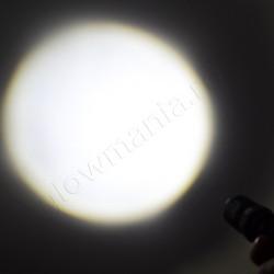 Lanterna police cu lupa si zoom rotativ