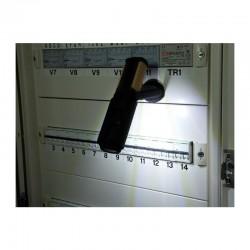 Lanterna de lucru cu suport magnetic, bucati ajustabile, Velleman