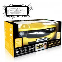Lampa 3D Chevrolet Camaro