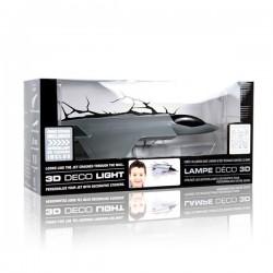 Lampa 3D Avion de vanatoare