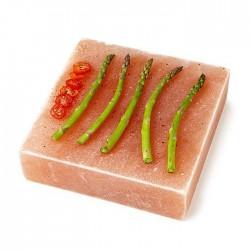 Blat de gatit din sare de Himalaya, 20x10x5 cm, 2.2 kg