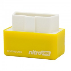 Chip tuning box nitro OBD2, plug and play, 35% mai multa putere