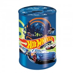 Pusculita din metal Hot Wheels, 13x7 cm