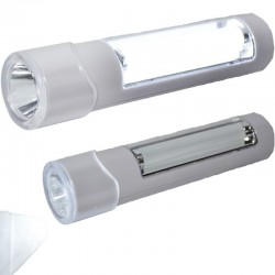 Lanterna solara reincarcabila cu LED, buton On/Off