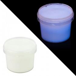 Vopsea UV neon alba